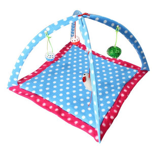 Mobile Activity Cat Play Bed - Summer Picnic - JBCoolCats