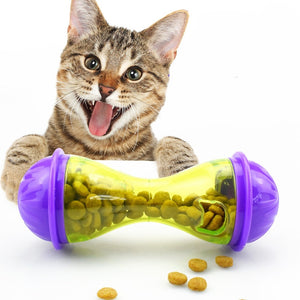 Cat Treats Feeding Ball - Accessories - JBCoolCats