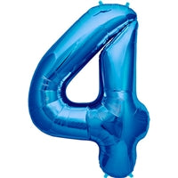 "34""N Blue # 4 - Havin' A Party Wholesale"