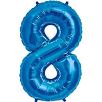 "34""N Blue # 8 - Havin' A Party Wholesale"