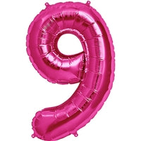 "34""N Magenta # 9 - Havin' A Party Wholesale"