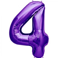 "34""N Purple # 4 - Havin' A Party Wholesale"