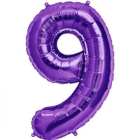 "34""N Purple # 9 - Havin' A Party Wholesale"