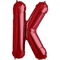 "34""N Red Letter K - Havin' A Party Wholesale"