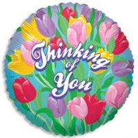 "18"" Thinking Of You, Tulips - Havin' A Party Wholesale"