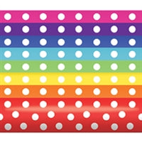 260B Assorted Polka Dots - Havin' A Party Wholesale