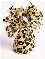 Balloon Weight Small, Animal Cheetah - Havin' A Party Wholesale