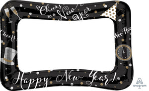 New Year Selfie Frame