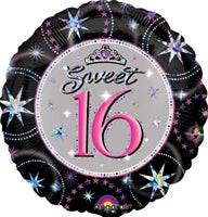 Sweet 16, Holographic 18