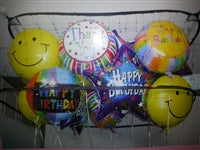 Balloon Net, Ceiling Corral - Havin' A Party Wholesale