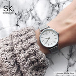 Slim Steel Watches