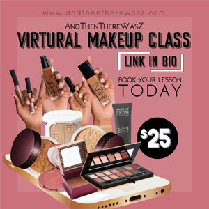 VIRTUAL MAKEUP CLASS