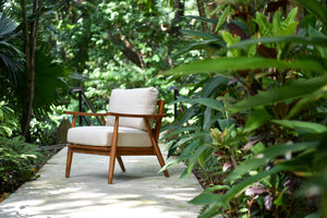 teak furniture store chairs