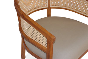 Anais teak furniture chair