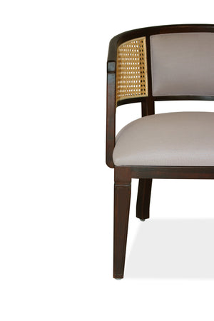 Lune teak furniture chair