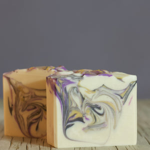 Sandalwood and Lilac Goat's Milk