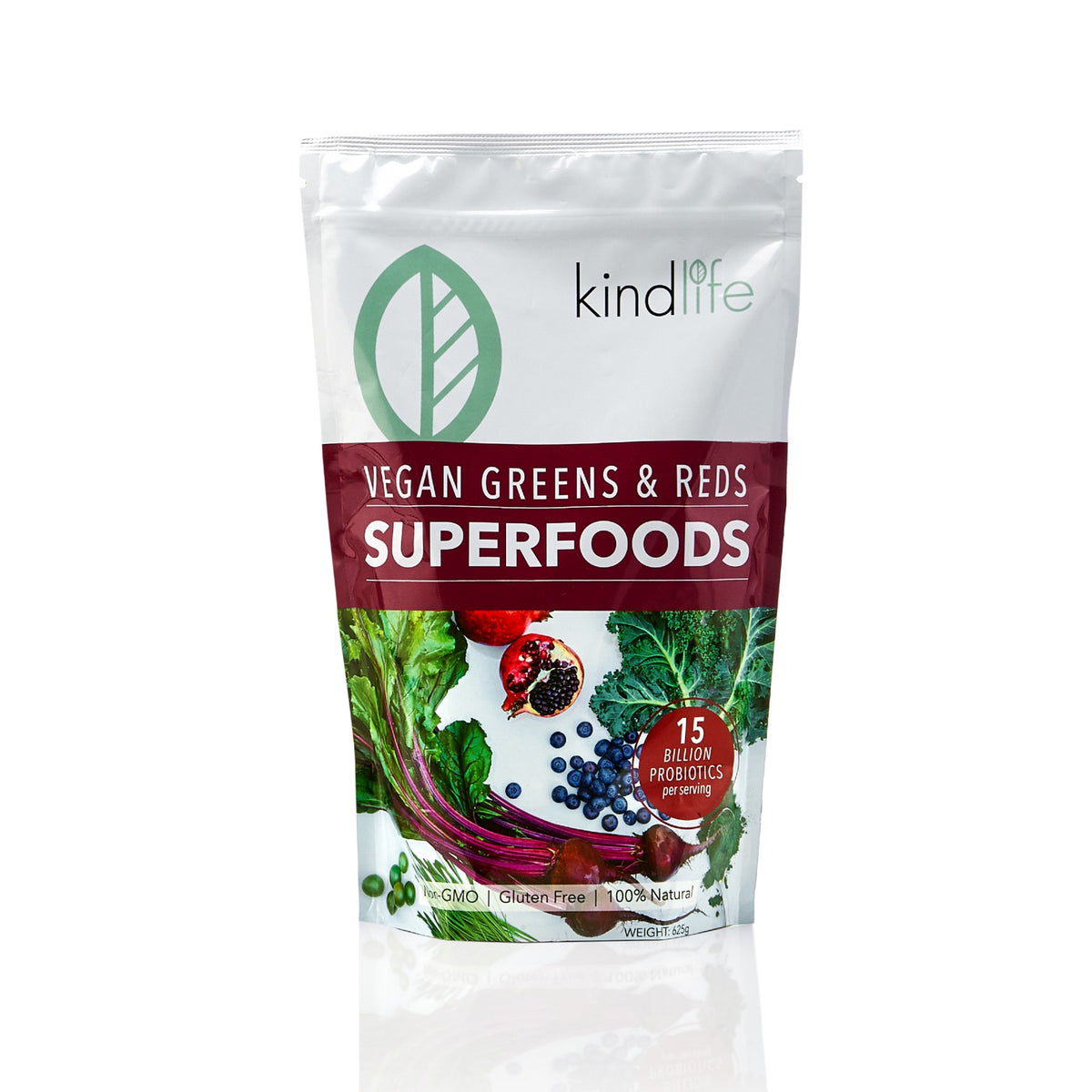 Vegan Greens & Reds Superfoods