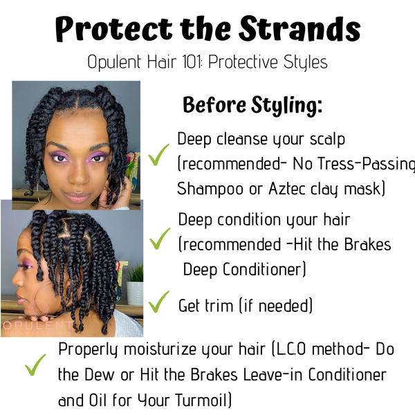 Protect the Strand: Maximizing Your Protective Style