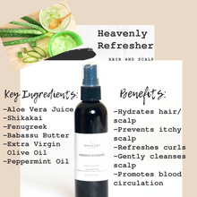 "Load image into Gallery viewer, ""Heavenly Refresher""- Hydration Mist"