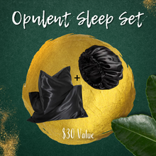 Load image into Gallery viewer, Opulent Sleep Set