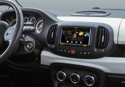 iLX-702-500L - Audio Video per Fiat 500L fino al 2018