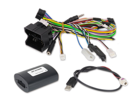 APF-X310MIB - Interfaccia CAN - UART per la piattaforma VW (MIB-PQ - Seat, Skoda & VW)