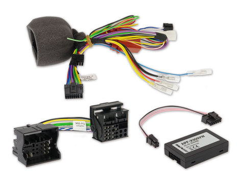APF-X300VW - Interfaccia CAN-UART per piattaforme VW (MIB-PQ - Seat, Skoda e VW)