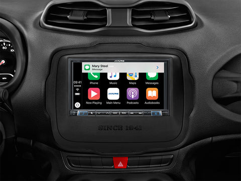 "iLX-702RN - Sistema Audio Video da 7"" Dedicato a Jeep Renegade"
