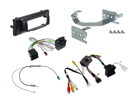 KIT-F9MB-S907 - KIT di Installazione per Alpine iLX-F903D / INE-F904D specifico per Mercedes Sprinter S 907 (VS 30) dal 2018 in poi