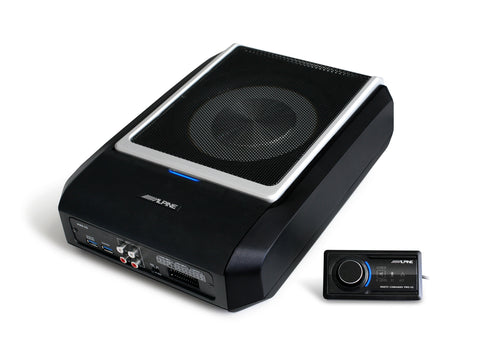 PWD-X5 - Processore Audio Digitale 4.1(DSP) con SubWoofer Amplificato
