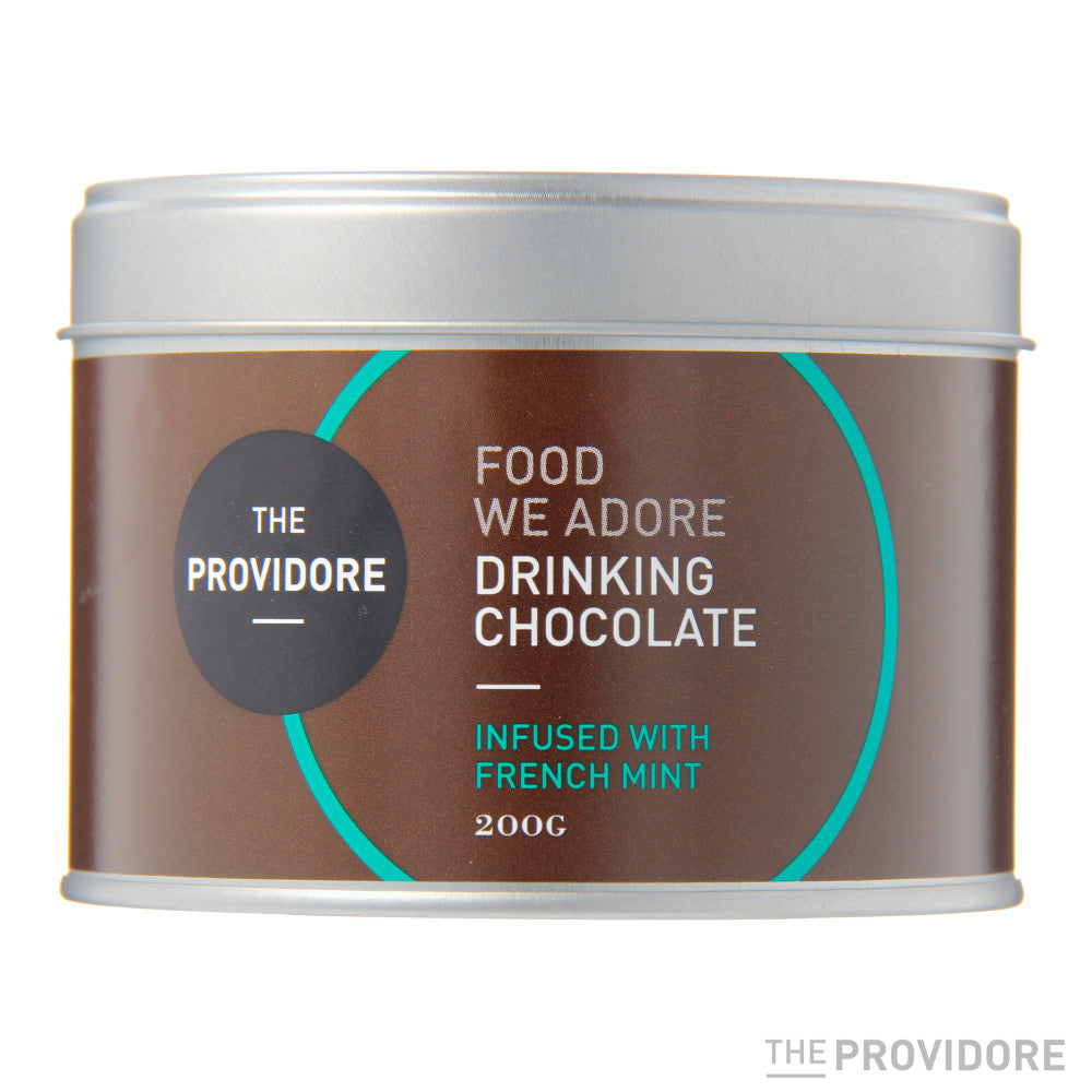 The Providore Infused With French Mint Drinking Chocolate