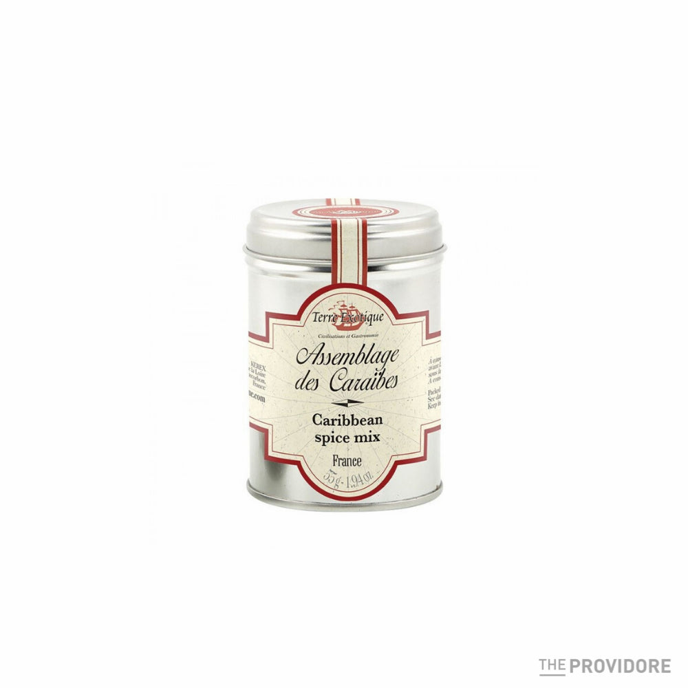 Terre Exotique Carribean Spice Mix - 55g