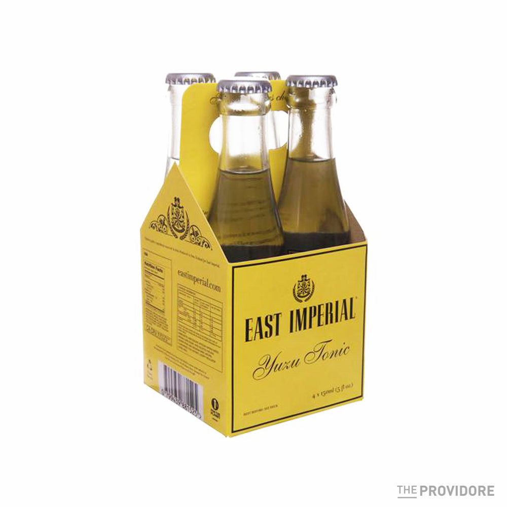 East Imperial Yuzu Tonic - Pack of 4