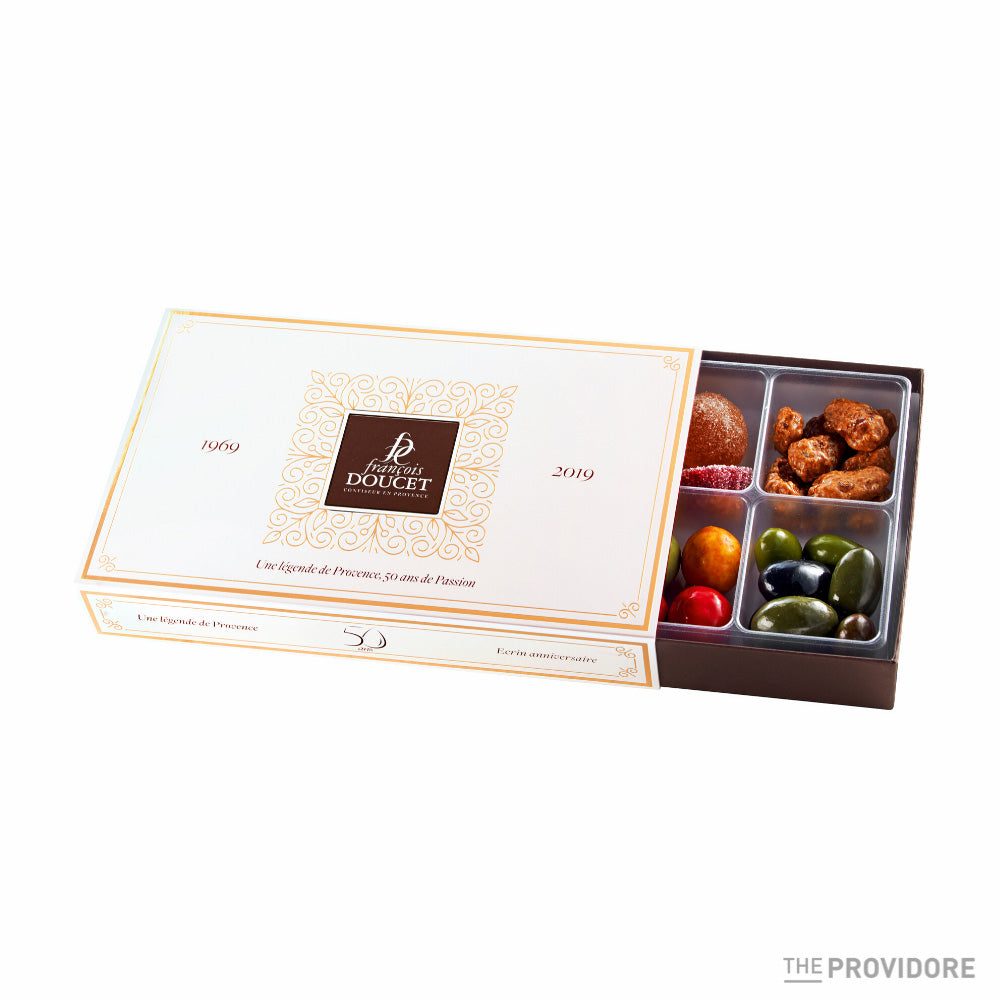 Francois Doucet 50th Anniversary Box - 280g