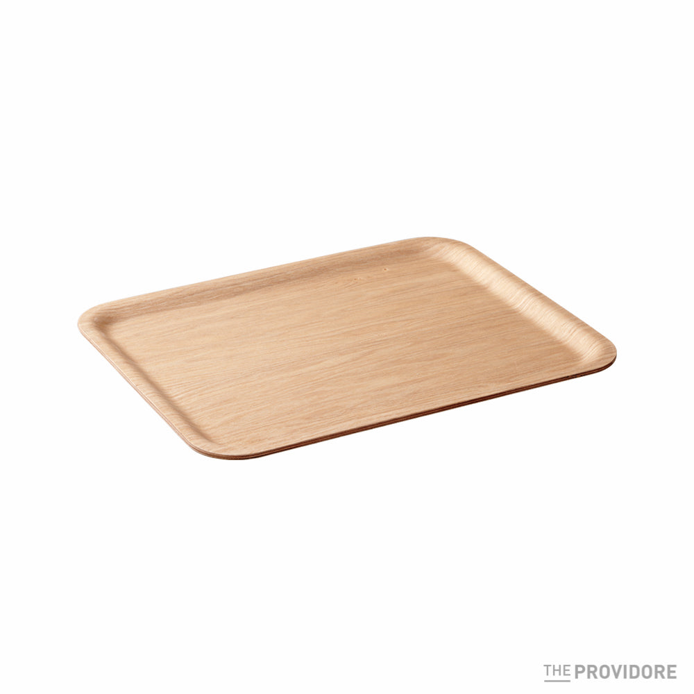 Kinto Nonslip Rectangular Tray - 360mm