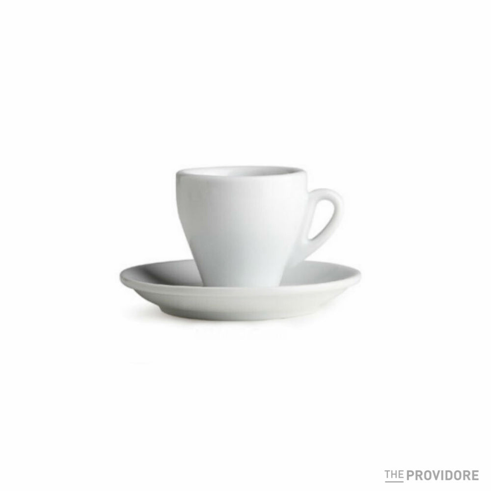 Nuova Point Espresso Cup with Saucer