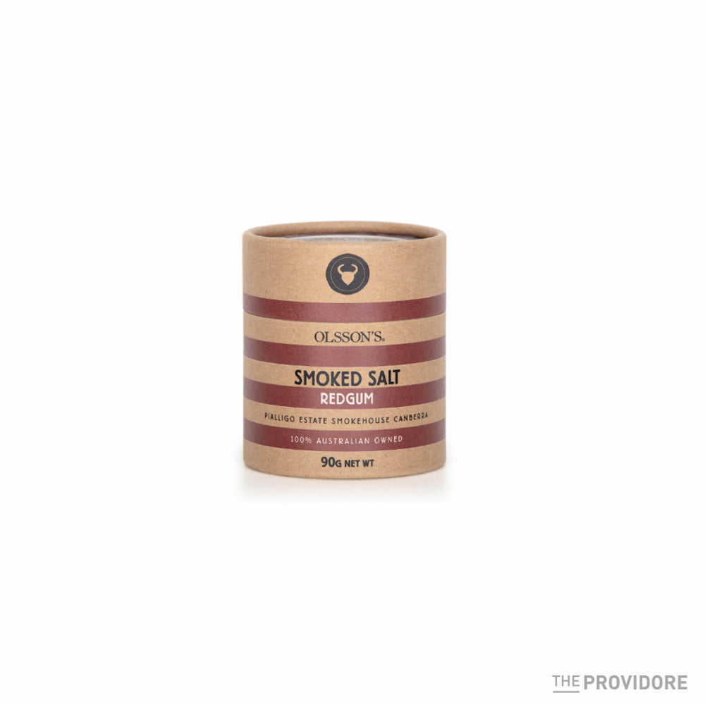 Olsson's Red Gum Smoked Salt - 90g