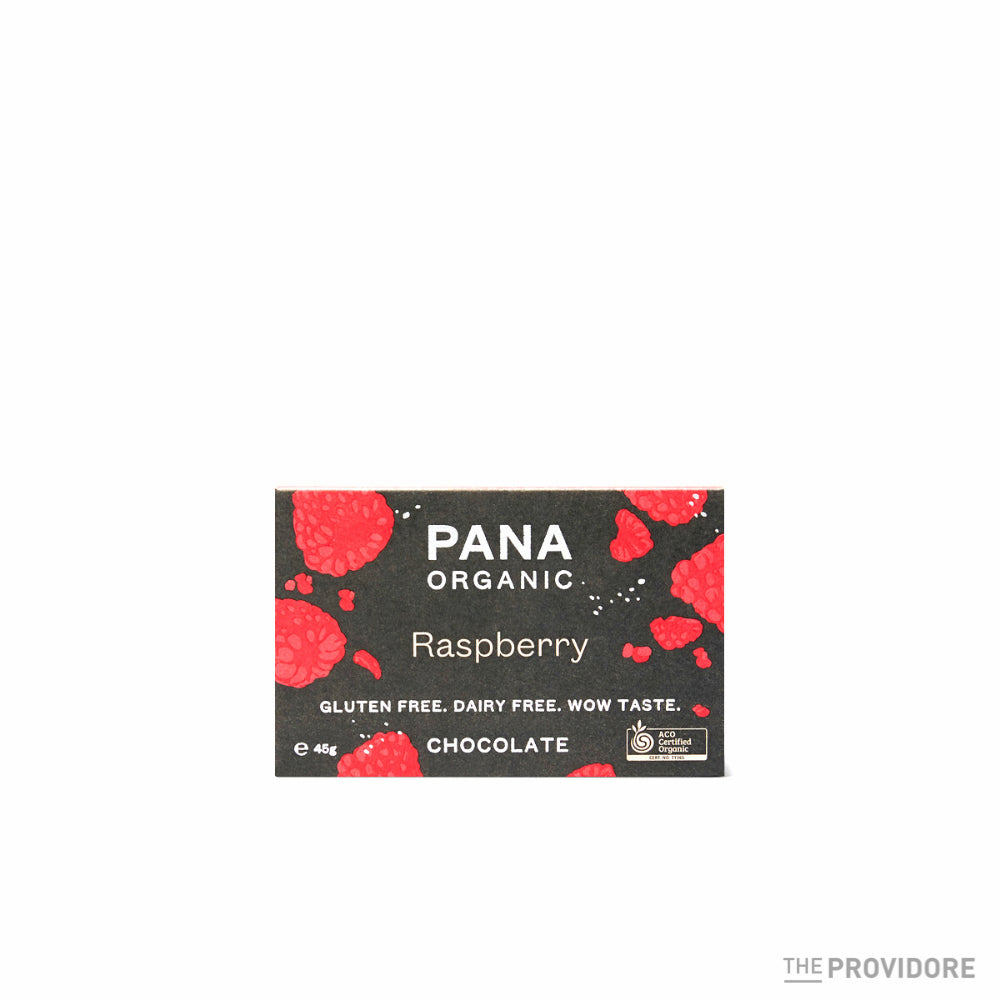 Pana Organic Raspberry Chocolate