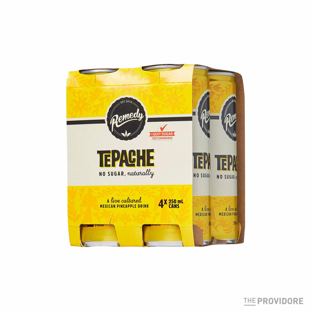 Remedy Tepache Multipack