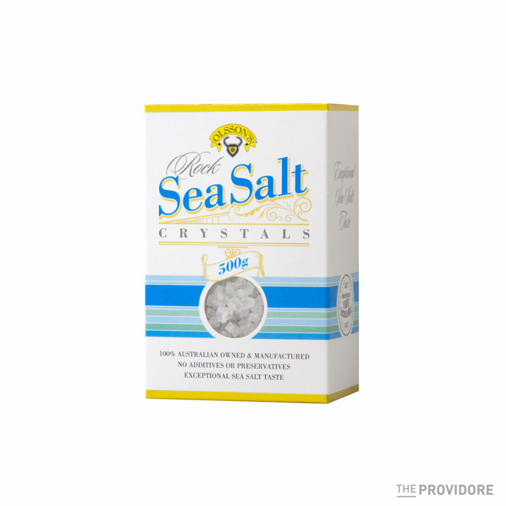 Olsson's Sea Salt Rock Crystal - 500g