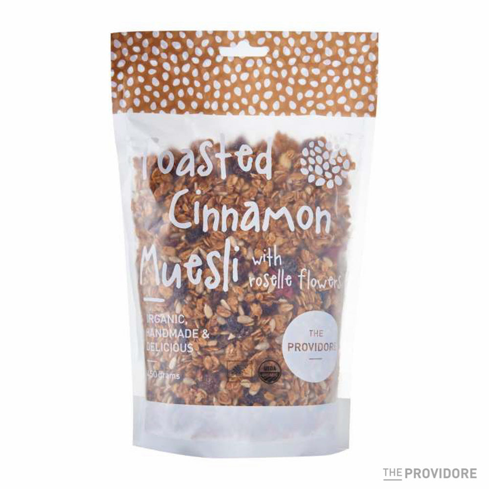 The Providore Toasted Cinnamon Muesli