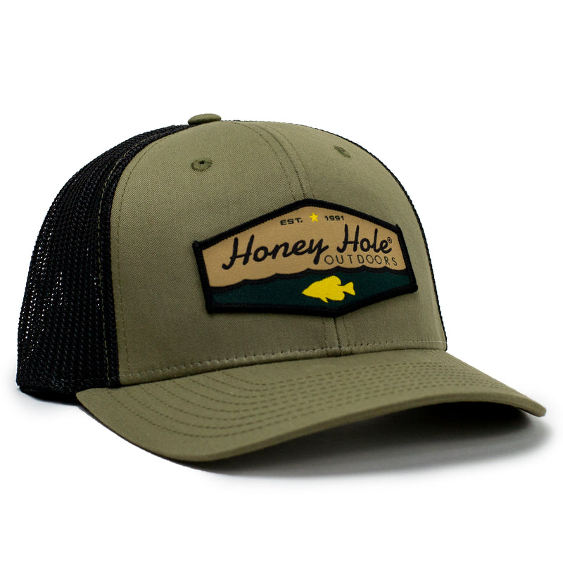 Honey Hole Hat - Stretch Fit