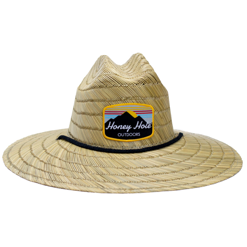 Honey Hole Straw Hat