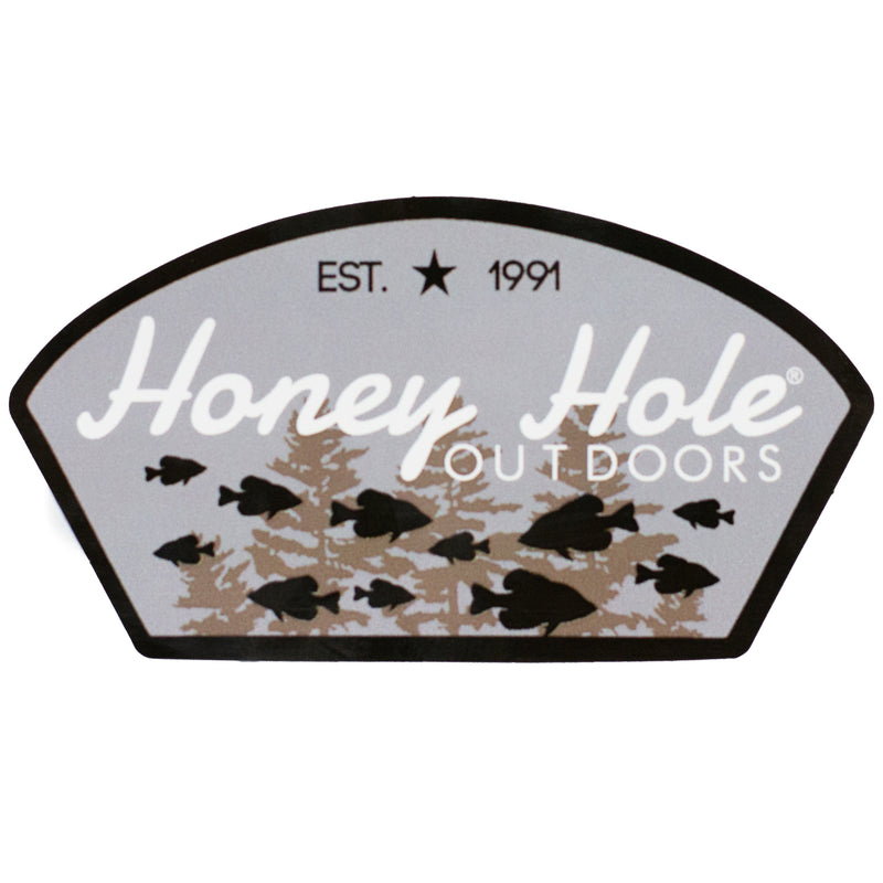 Honey Hole Sticker