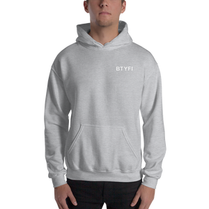 Men's Logo Hooded Sweatshirt