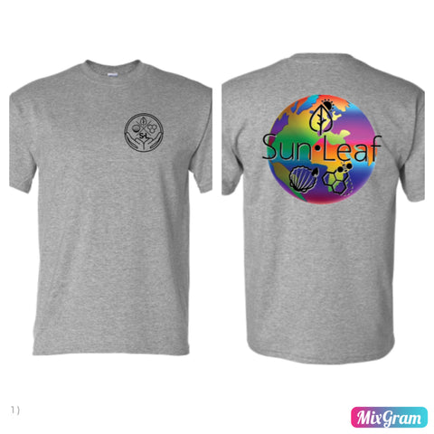Multi-color Earth Day Shirt