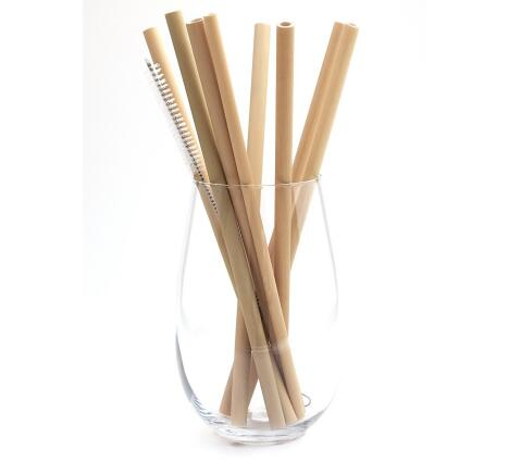 Organic Reusable Bamboo Straws