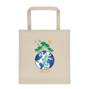 Palm Earth Day 2019 Tote bag
