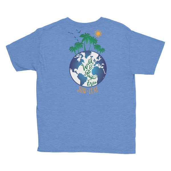 Palm Earth Day 2019 Youth Short Sleeve T-Shirt
