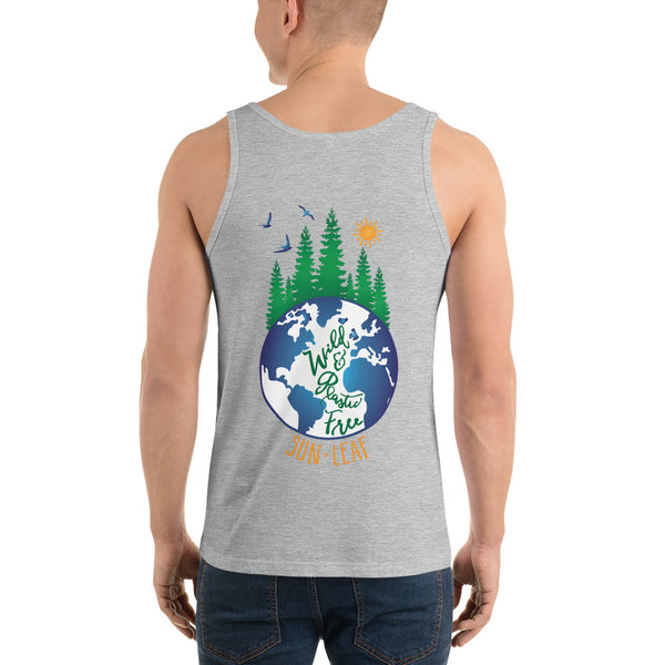 Pine Earth Day 2019 Tank